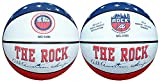 Anaconda Sports® The Rock® MG-4300LRFLAG Women's Red, White & Blue Rubber Basketball