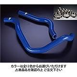 サムコ (SUMCO) シビック タイプR EP3 クーラントホース+ホースバンドセット 標準カラー:ブルー