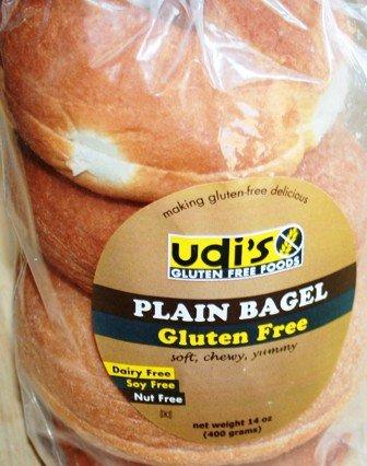 Udi's Gluten Free Bagels, 14 oz.
