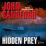 Hidden Prey (       UNABRIDGED) by John Sandford Narrated by Richard Ferrone