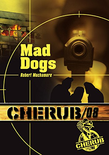 "Download ""CHERUB: Man vs Beast"" by Robert Muchamore for FREE!"