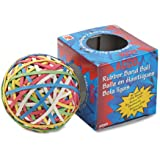 Rubber Band Ball, Assorted Colors & Sizes, Minimum 260 Bands (ACC72155)
