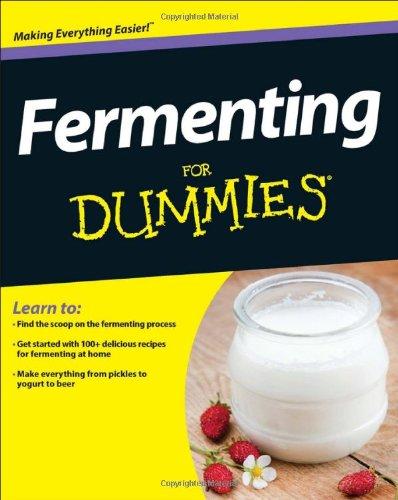 Fermenting For Dummies by Marni Wasserman, Amelia Jeanroy
