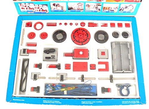 KB-99-01 / 1 fischertechnik® SET / Motor + Getriebe / Komplettkasten / 30140 /