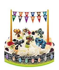 folat juego de decoraci n para tarta de cumplea os
