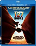 Cover art for  127 Hours [Blu-ray]