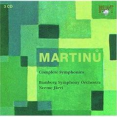 Martinu: Complete Symphonies