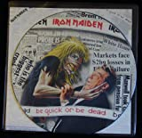 Be Quick or Be Dead (Uk 1st pressing Picture Disc 12 inch single)
