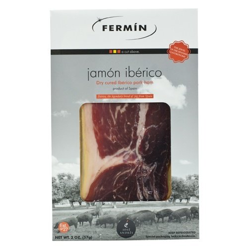Jamon Iberico - sliced - 1 x 2 oz package