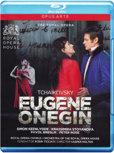 Tschaikowsky: Eugene Onegin (Royal Opera House, 2013) [Blu-ray]