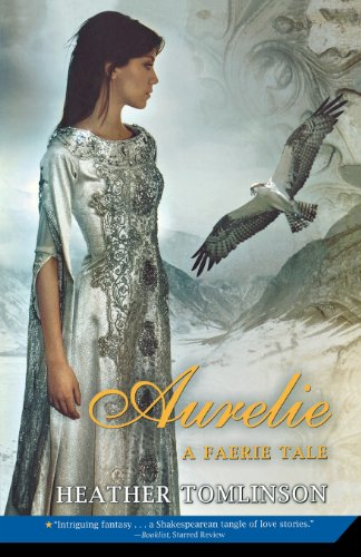 Cover of Aurelie: A Faerie Tale