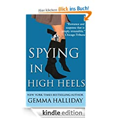Spying in High Heels (High Heels Mysteries #1): Maddie Springer Series, Book 1