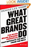 What Great Brands Do: The Seven Brand...