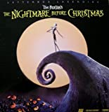 The Nightmare Before Christmas (Widescreen) 12 Laserdisc
