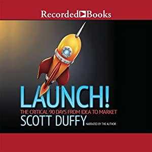Launch! Audiobook