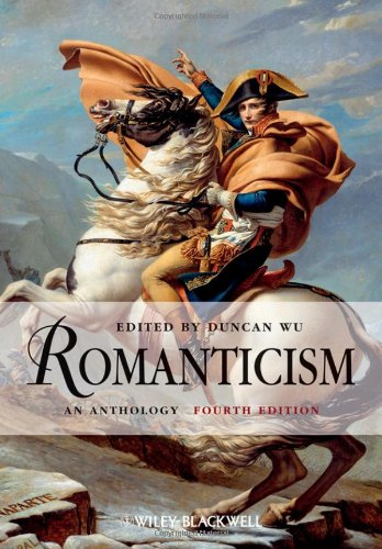 Romanticism: An Anthology