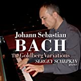 J.S.バッハ:ゴルトベルク変奏曲BWV988 (Johann Sebastian Bach : The Goldberg Variations / SERGEY SCHEPKIN (piano)) [日本語帯・解説書付属]