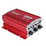 Kinter MA-700 2 CH 500W Hi-Fi Stereo Digital Audio Power Amplifier