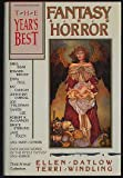 img - for The Year's Best Fantasy and Horror: Third Annual Collection book / textbook / text book