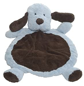 Amazon Com Mary Meyer Bestever Baby Mat Coco Blue Puppy