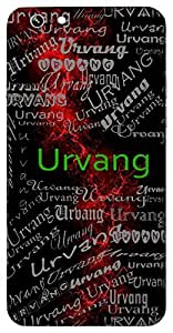Urvang (Mountain) Name & Sign Printed All over customize & Personalized!! Protective back cover for your Smart Phone : Samsung Galaxy Note-3