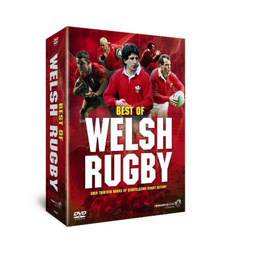 BEST OF WELSH RUGBY [IMPORT ANGLAIS] (IMPORT)  (COFFRET DE 8 DVD)