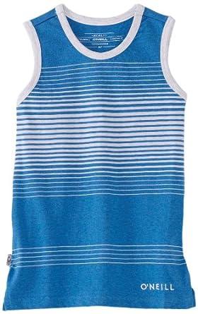 Oneill Little Boys' Mendoza Tank, Blue, Small/4