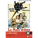 The Italian Connection ( La Mala ordina ) ( Hired to Kill (Black Kingpin) ) [ NON-USA FORMAT, PAL, Reg.0 Import - Italy ] ~ Mario Adorf