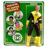 Retro Sinestro DC Superheroes Retro Action Figure
