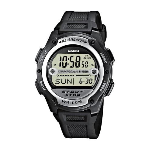 Buy 10 Digital Mens Watches From Casio