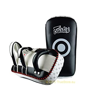 Image of Fairtex Muay Thai Kick Pad - Curved Shape KPLC2