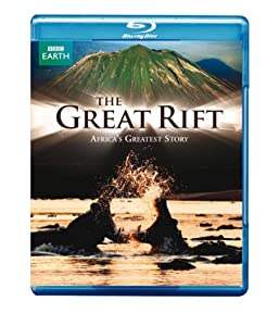 The Great Rift: Africa's Greatest Story [Blu-ray]