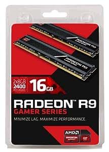 AMD Radeon Memory 16 DDR3 2400 (PC3