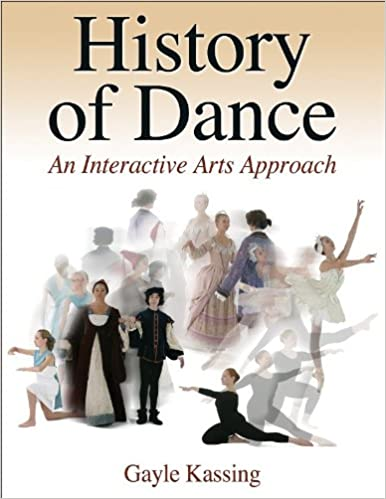 Buy History of Dance: An Interactive Arts Approach Book Online at ...