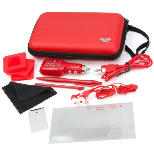 Nintendo 3DS XL Deluxe 12-in-1 Accessory Travel