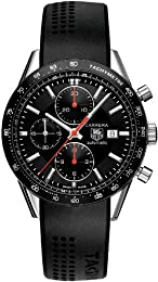 NEW TAG HEUER CARRERA MENS WATCH CV2014 FT6014