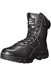 Maelstrom Men's Landship 8 Inch Zipper Tactical Boot