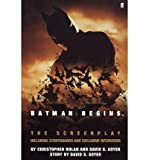 img - for Batman Begins: The Screenplay [ BATMAN BEGINS: THE SCREENPLAY ] By Nolan, Christopher ( Author )Jul-27-2005 Paperback book / textbook / text book