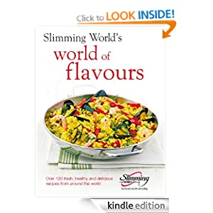 Slimming World World Of Flavours Ebook Slimming World