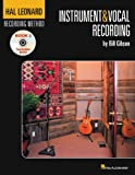 Cover art for  Hal Leonard Recording Method Vol. 2 Instrument And Vocal Recording Book/DVD (Standard)