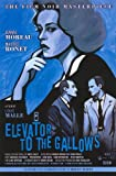 Elevator to the Gallows 11x17 Inch (28 x 44 cm) Movie Poster