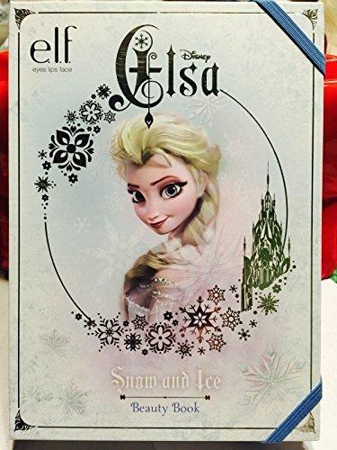 Disney E.L.F. ELSA Snow and Ice Palette Beauty Book by e.l.f. Cosmetics