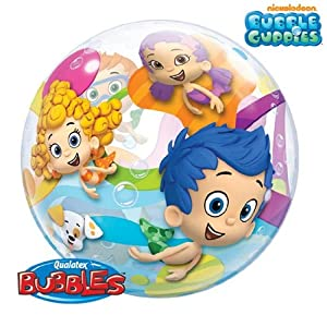 Bubble guppies 22 inch bubble balloon toys for Bubbles guppies da colorare