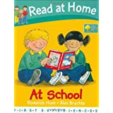 At School (Read at Home: First Experiences)by Roderick Hunt
