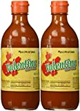 Valentina Salsa Picante Mexican Hot Sauce - 12.5 oz. (Pack of 2)