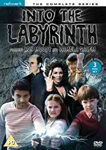 Into The Labyrinth - The Complete Series [DVD]