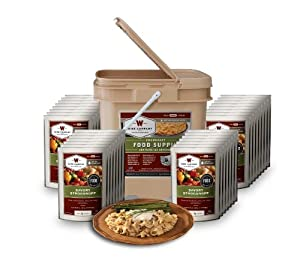 Wise Company Entrée Only Grab and Go Food Kit by Wise Company