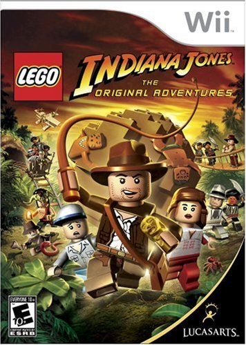Lego Indiana Jones: The Original Adventures - Nintendo Wii Amazon.com