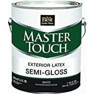 - Y49W00780-16 Master Touch Latex Semi-Gloss House And Trim Paint