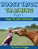 img - for Horse Trick Training Part 1 - How To Get Started book / textbook / text book